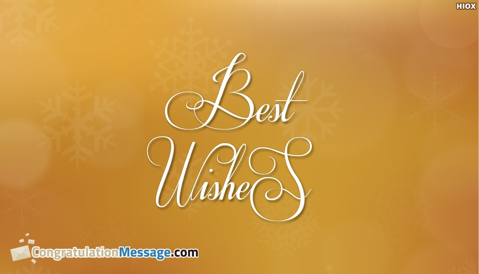 Best Wishes Wallpaper - Best Wishes Wallpaper Images