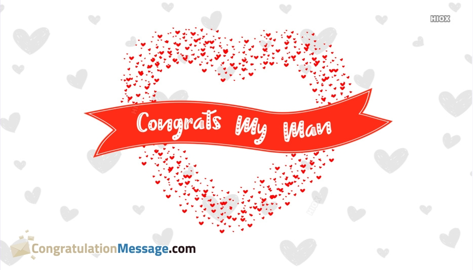 Congratulations Messages For Husband