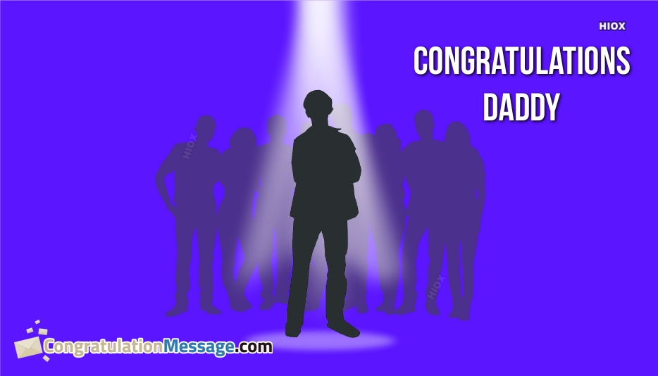 Congratulations Wishes For Father Images