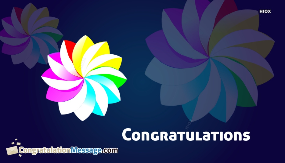 Congratulation Messages for Whatsapp
