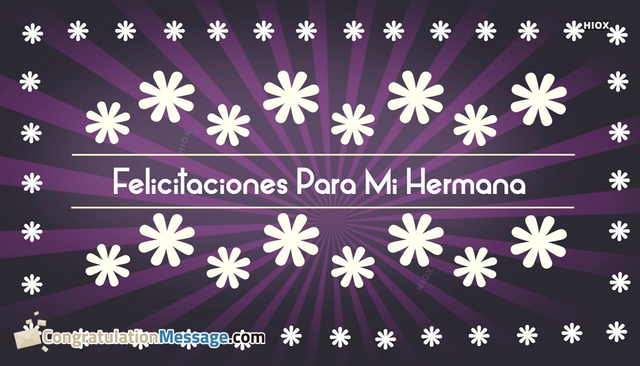 Congratulation Messages In Spanish