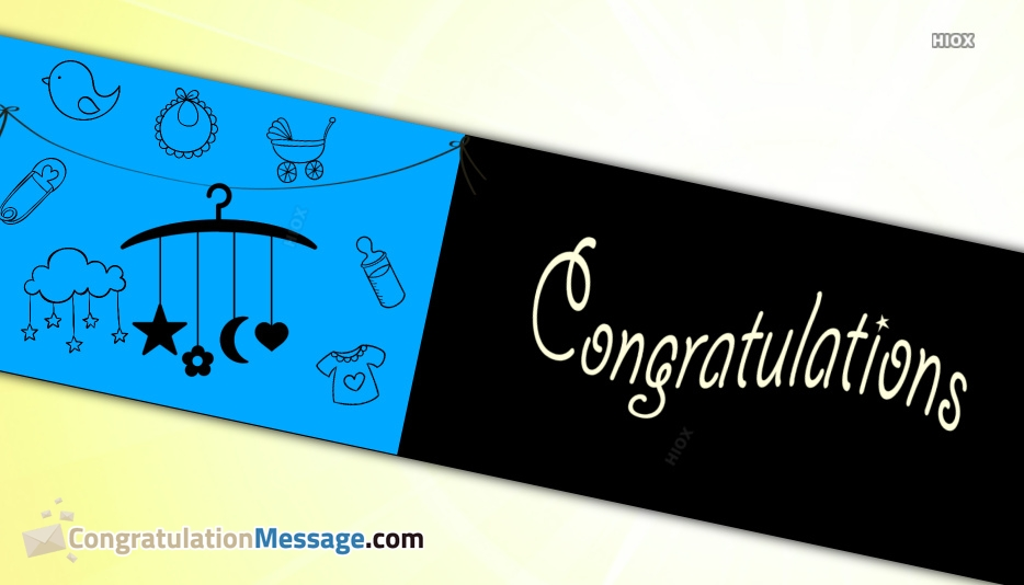 Congratulations Wishes For Baby