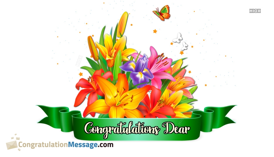 Congratulations Messages To Girlfriend