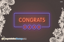 congratulations sweetie images