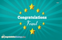 congratulations message for best friend marriage