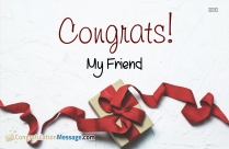 congratulations my friend pictures