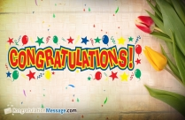 Congratulation Wallpaper Free Download