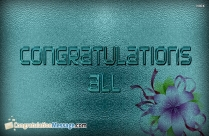 Congratulation Messages for Employees