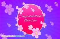 My Hearty Congratulations