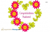congratulations msg for love