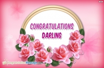 congratulations sweetheart images