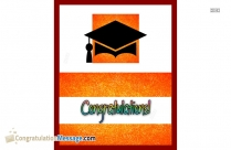 Congratulations For Certification