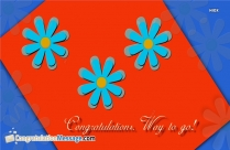 Hearty Congratulations Messages for Promotion