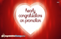 Congratulations Wishes For Promotion To Husband
