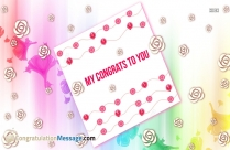 Congratulations Messages for Married Couple