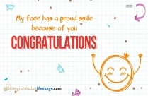 Congratulations Messages For Achievement