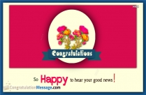 funny congratulation message for baby girl